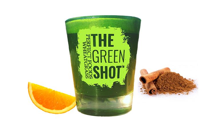wheatgrass, the green shot, the party shot, ways to drink wheatgrass, wheatgrass shots