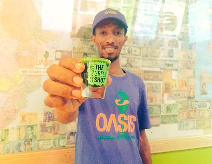 Oasis Abdi
