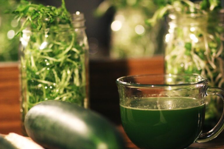 Hippocrates Green Juice