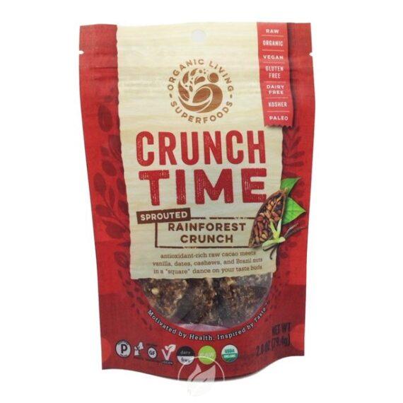 Rainforest Crunch