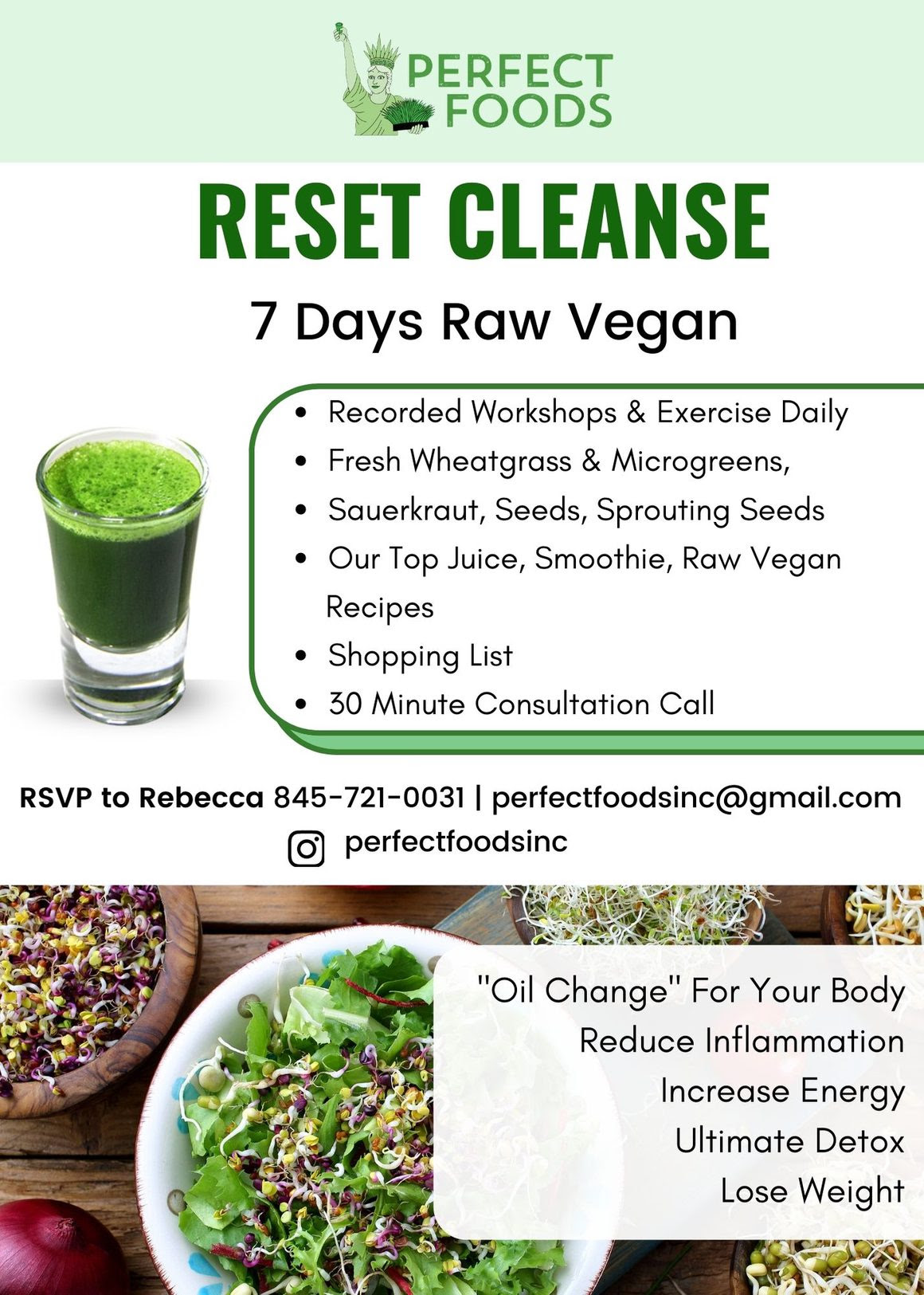 reset cleanse